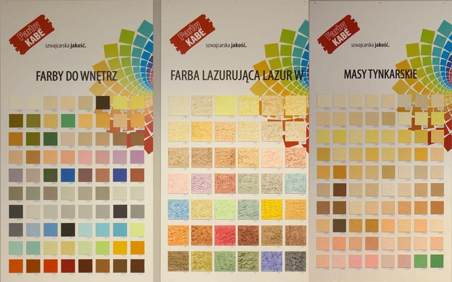 palety farb